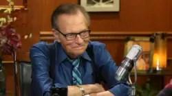Muere el legendario presentador estadounidense Larry King