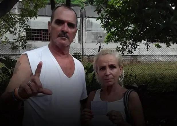 Matrimonio opositor denuncia represión del régimen cubano en su contra