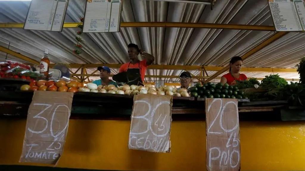 Desabastecimiento, Escasez de alimentos, Cuba, mercados agropecuarios, La Habana