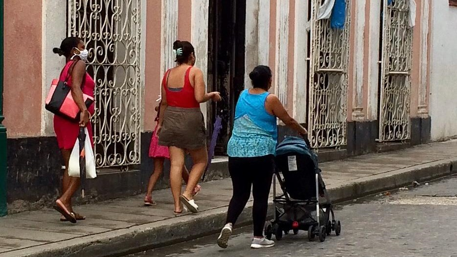 mujeres Cuba