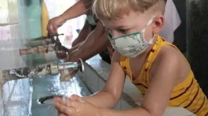 263 menores se encuentran ingresados por COVID-19 en Cuba, 5 de ellos graves