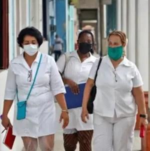 COVID-19: Cuba llega a 350 muertes y registra 873 nuevos contagios