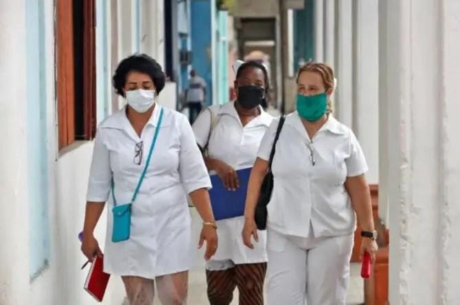 Cuba registra cuatro muertes por COVID-19 y marca récord de casos activos