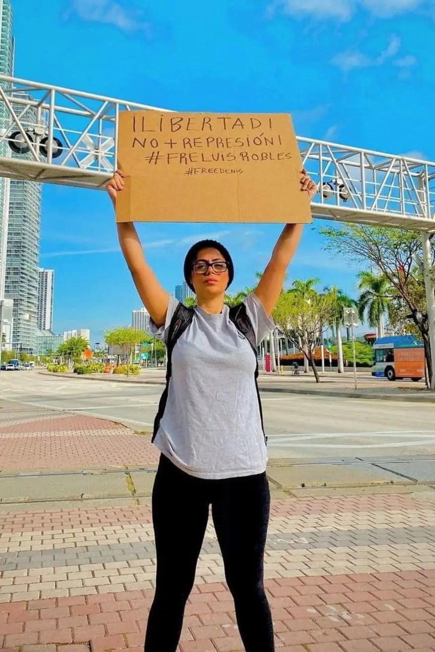 Luis Robles, presos políticos, Cuba, Miami