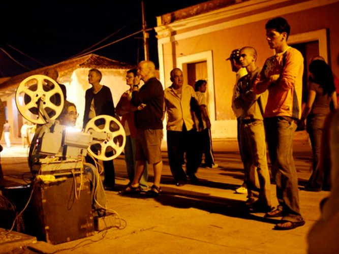 cine festival Gibara