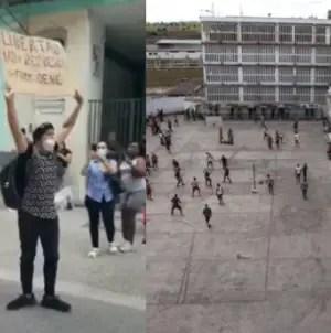 Luis Robles Elizástegui depone huelga de hambre en Combinado del Este
