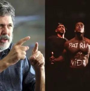 """Abel Prieto: """"Patria y vida tiene insultos propios de la propaganda anticubana"""""""