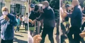 Parlamentarios de la región condenan violencia del ministro Alpidio Alonso