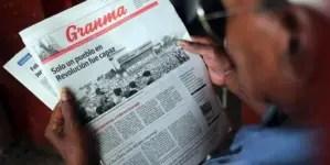 Un vistazo a la prensa oficial cubana: fracaso y justificaciones del régimen