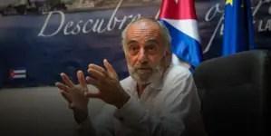 """Embajador de la Unión Europea en Cuba: """"Yo no considero que Cuba sea una dictadura"""""""