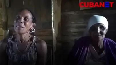 """""""Yo estaba en la calle sin nada"""": cubanos en extrema pobreza agradecen ayuda del exilio"""