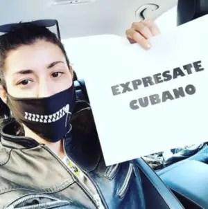 Rapera cubana en México inicia demanda contra Gobierno castrista