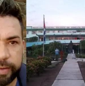 """""""No es contrarrevolución, reclamo mis derechos"""", denuncia médico cubano"""