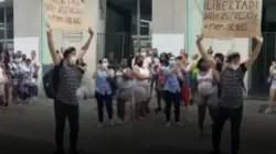 Luis Robles Elizástegui sufre tratos degradantes en el Combinado del Este