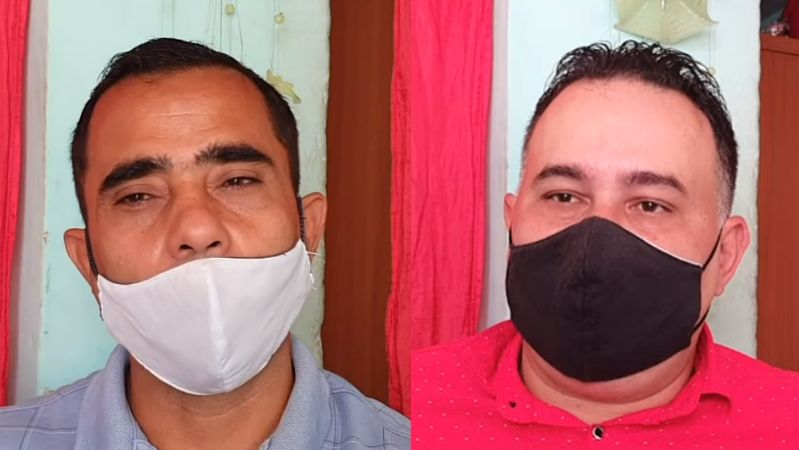 Represión en Cuba, prensa independiente, CubaNet, Vladimir Turró, Enrique Díaz Rodríguez