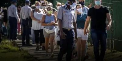 Cuba reporta nuevo récord de contagios por COVID-19 y suma dos fallecidos