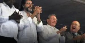 Los intelectuales cubanos saben dónde dice peligro