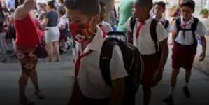 Ni juguetes, ni medicinas: los niños cubanos tienen adoctrinamiento