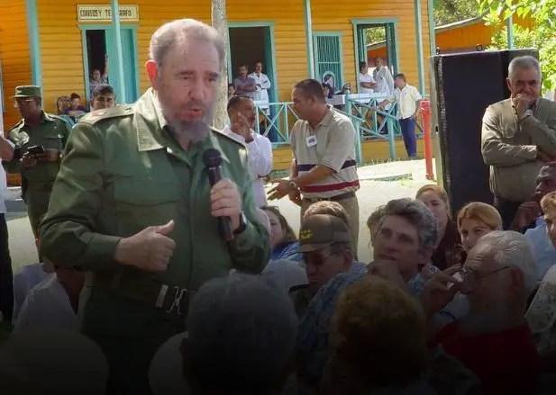 """""""El bandido era yo"""": ¿Quién era en verdad el niño Fidel Castro?"""