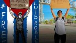 Luis Robles, el joven que protestó en San Rafael, inspira a miles de cubanos