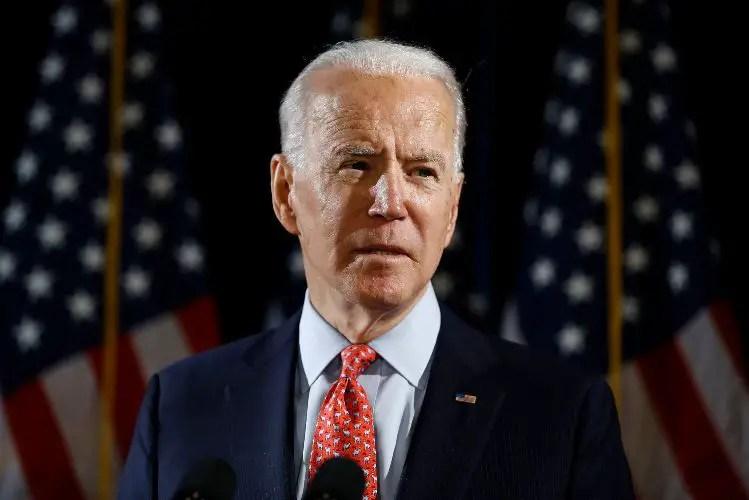 Joe Biden EEUU Derechos Humanos