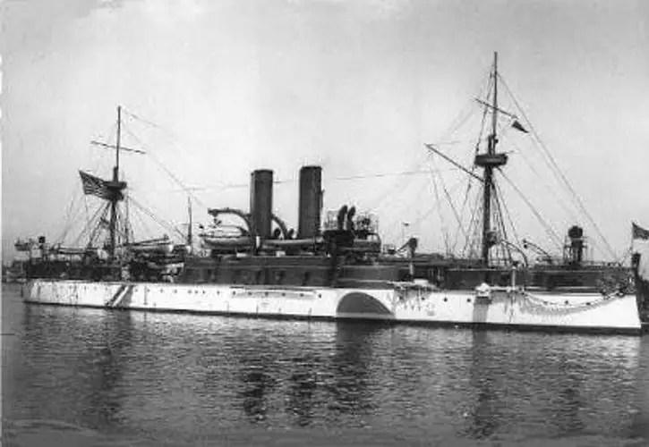 USS Maine, Cuba