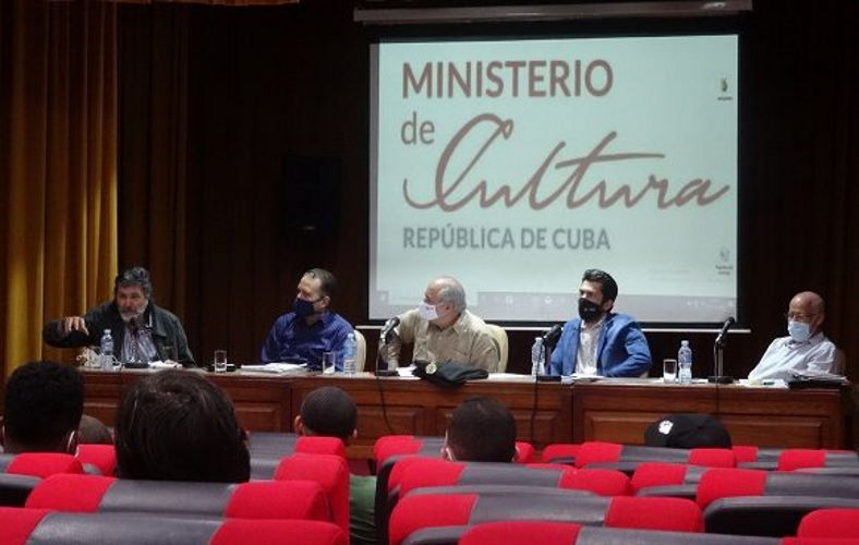 Cuba, Diálogo, MINCULT, Arte, Poder cultura