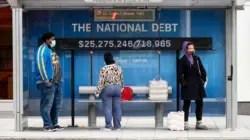 La deuda nacional, el fantasma de las Navidades pasadas