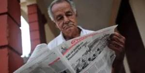 """Llega retrasada y es más costosa: La prensa oficial cubana en """"ordenamiento"""""""