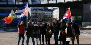 Exiliados fundan la Alianza Euro-Cubana por la Democracia