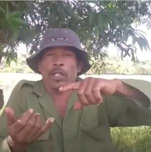 """""""No le voy a vender más mi cosecha"""": campesino denuncia al régimen cubano"""