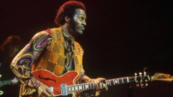 Chuck Berry, el otro rey del rock and roll