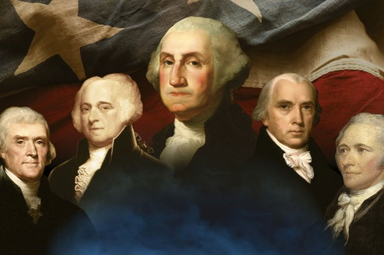 Padres fundadores de Estados Unidos