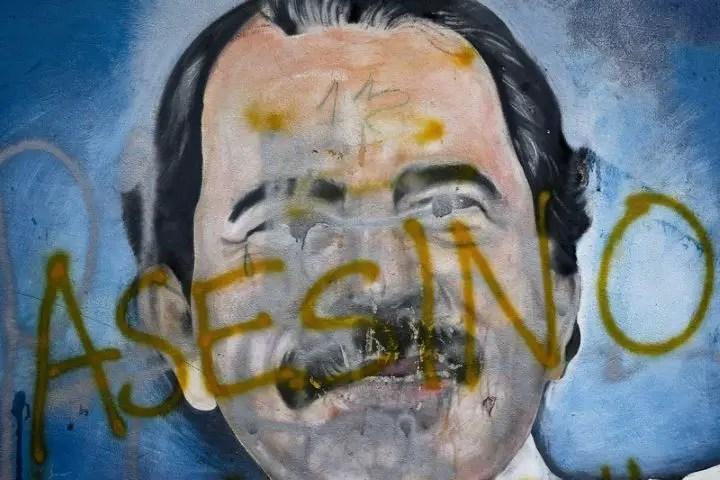 Daniel Ortega Nicaragua Cuba dictador