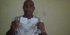 Golpean y multan al coordinador de la UNPACU en Guantánamo