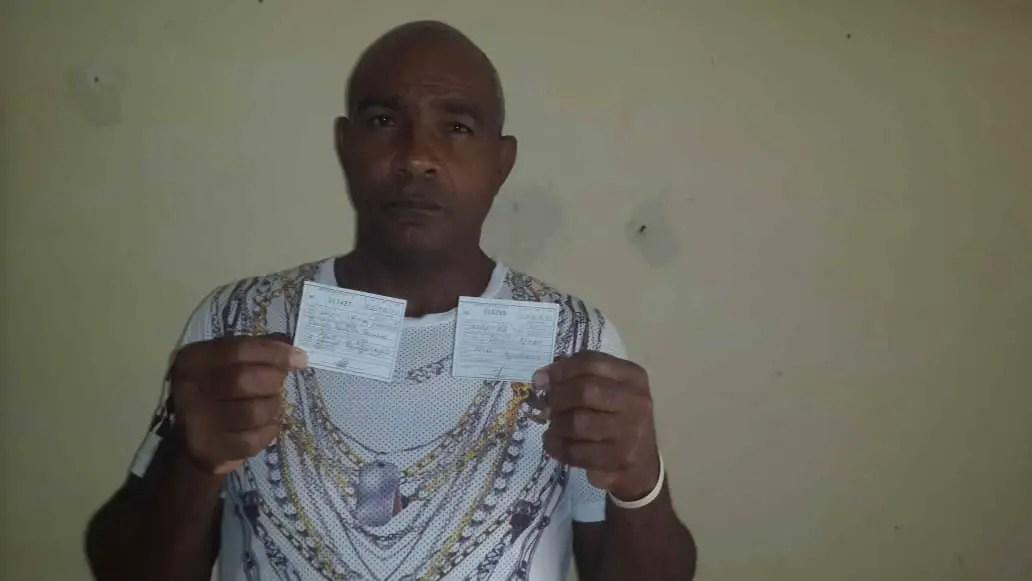 UNPACU, represión en Cuba, opositores, Guantánamo, Bartolo Cantillo Romero