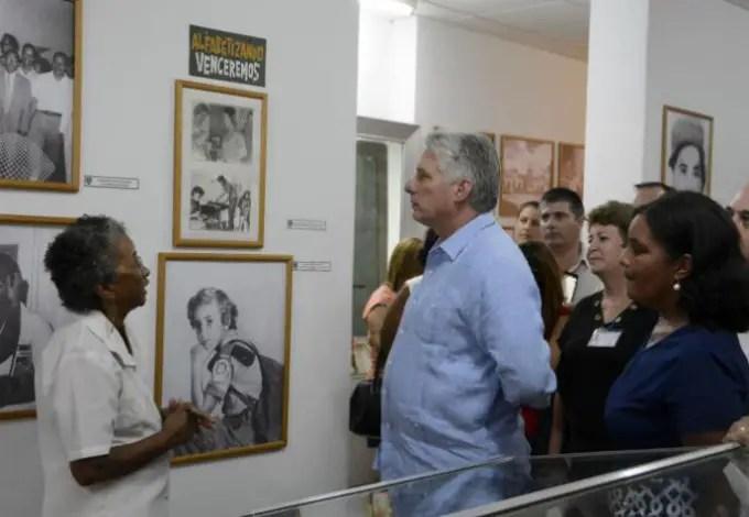 historia Cuba Díaz-Canel