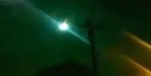 Reportan caída de meteorito en el oriente cubano
