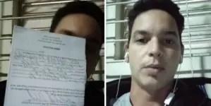 Policía política vuelve a citar al periodista independiente Yoe Suárez