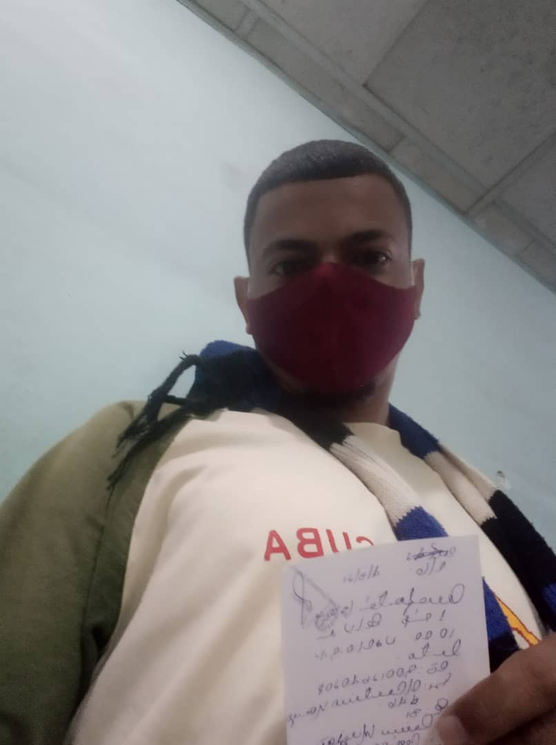 Adrián Miguel Góngora Santiesteban, activistas, represión en Cuba, Decreto-Ley 370