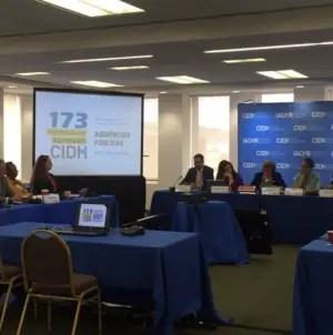 Sociedad civil intervendrá ante Comisión Interamericana de Derechos Humanos