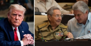 "Régimen cubano ""promovió campaña anti-Trump"" entre latinos de EE.UU."