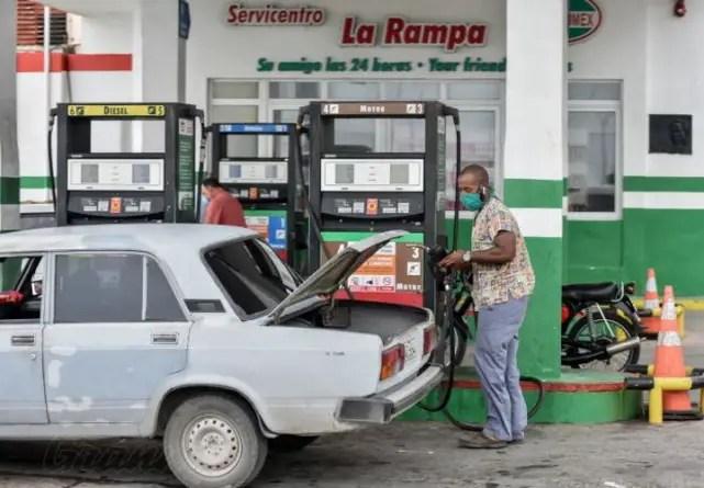 Habana Servicentro, la App que permitirá localizar combustible en la capital