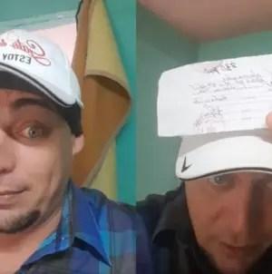 """La policía cita a """"El Gato de Cuba"""": """"Si no puedo transmitir es por esto"""""""