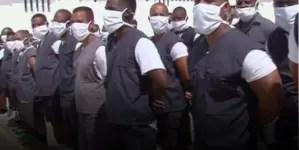 COVID-19 en prisiones: un tabú de la prensa oficialista