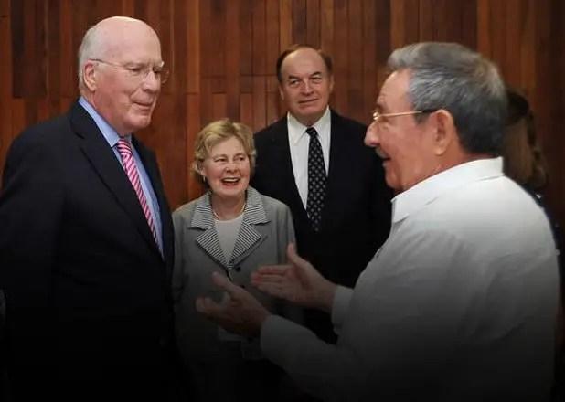 Olvidos, ingenuidades y equivocaciones del senador Patrick Leahy