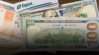 De tarjeta a tarjeta: el dólar que nadie toca