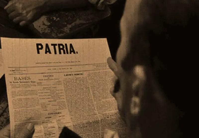 Patria periódico Cuba Martí