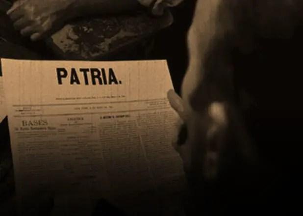 Los falsos herederos del periódico Patria
