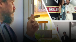 Héctor Castro, el sobrino nieto de Fidel y Raúl que fuma habanos en Madrid